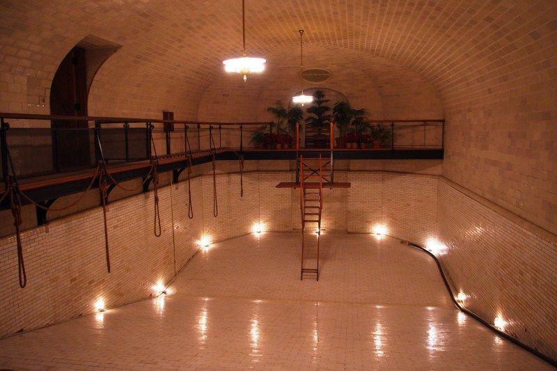 Coolest indoor swimming pool EVER! Biltmore Estate | Take ...