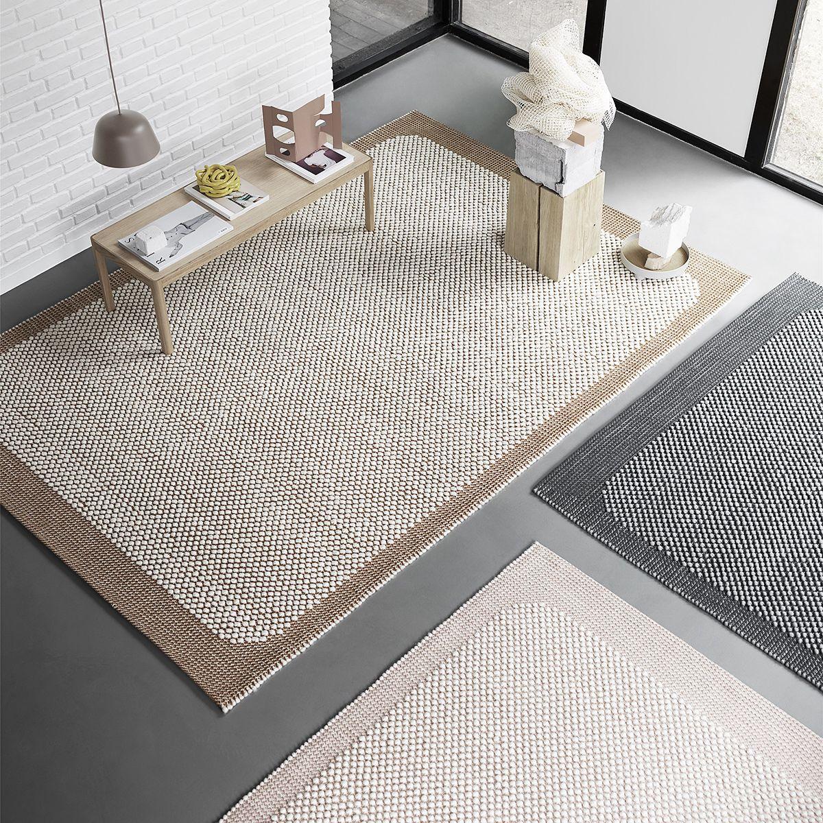 Fernweh Teppich Pebble Von Muuto Schoner Wohnen Wohnen Und Wohn Esszimmer