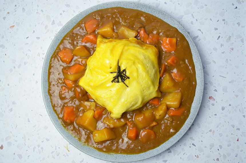 Curry Omurice Jaja Bakes Jajabakes Com Recipe In 2020 Omurice Recipe Curry Recipes Curry