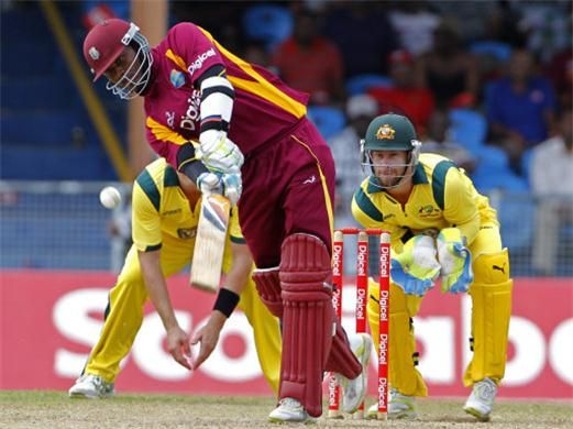 T20 WC: West Indies outplay Australia by 6 wickets.