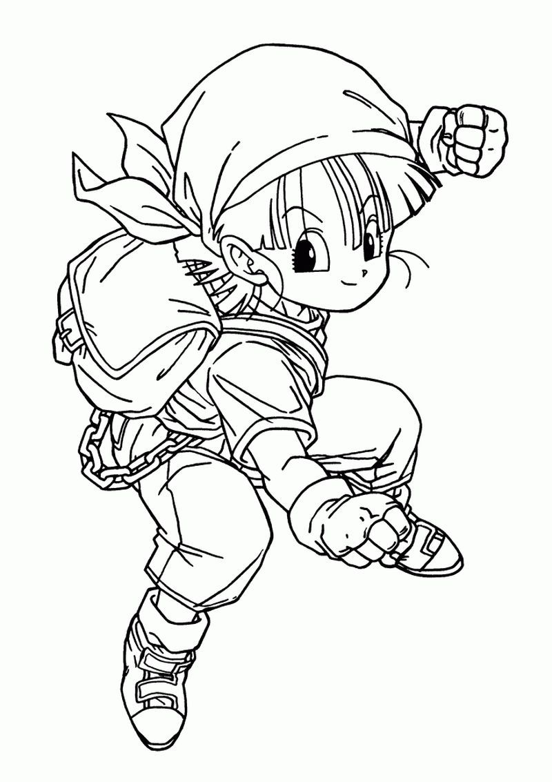 50 Dragon Ball Z Coloring Pages Dragon Ball Image Dragon Coloring Page Coloring Pages