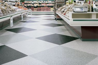 Gray Vct Tile 12x12 Vinyl Floor Tiles Armstrong Commercial Flooring Vct Tile Restaurant Flooring Commercial Flooring