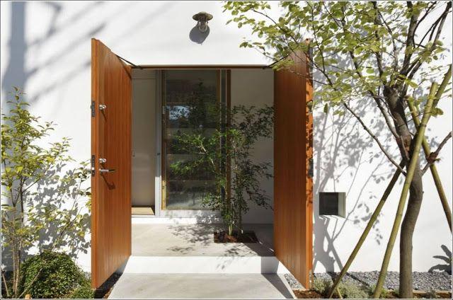 Conception des portes d\u0027entrée pour votre maison! Architecture