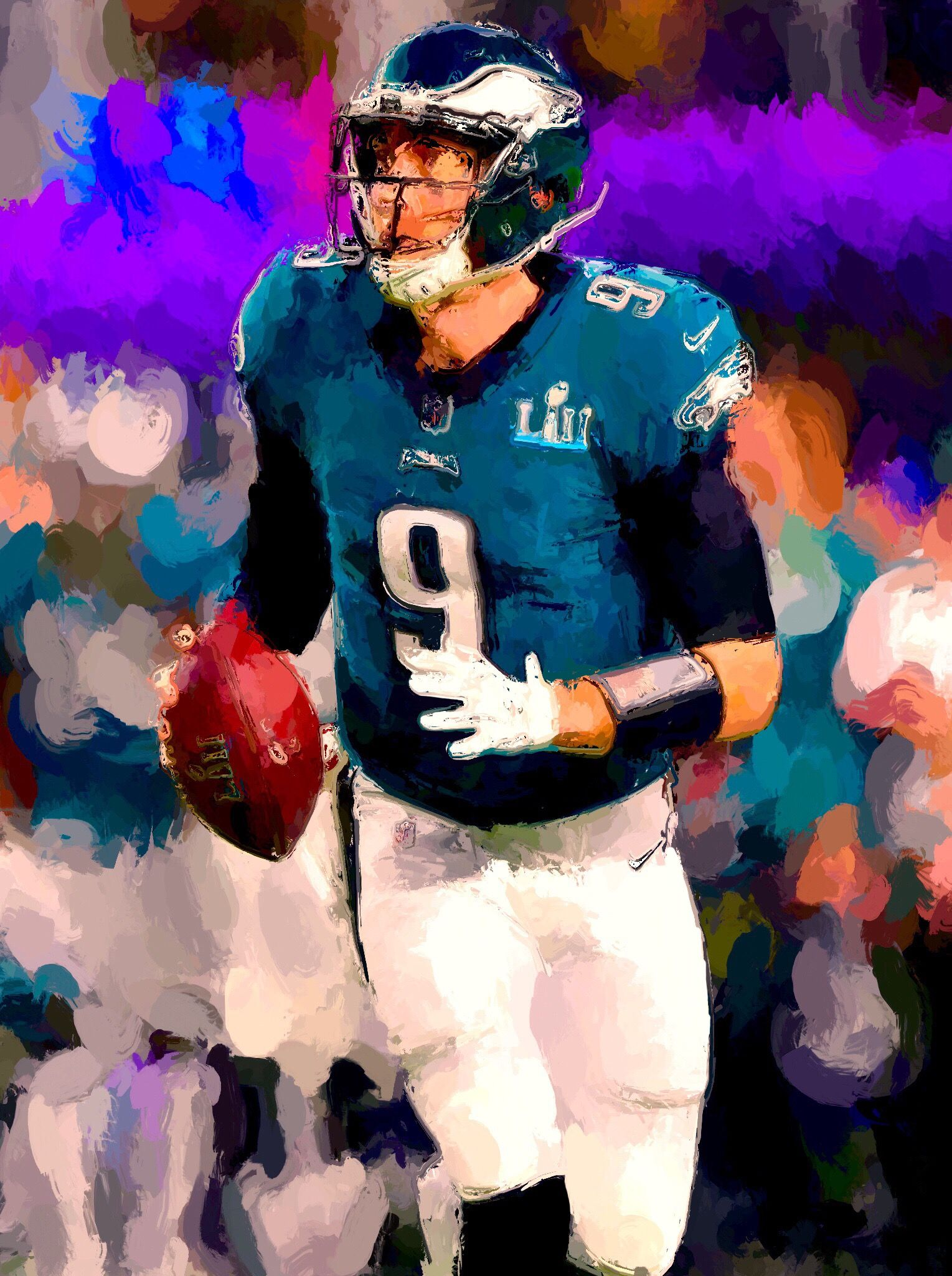Nick Foles. 2018. #nickfoles #superbowl52 #superbowlmvp ...