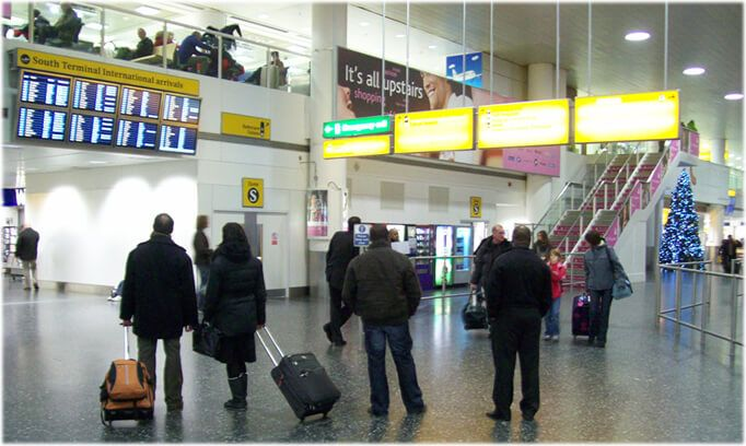 London Gatwick Airport Lgw Airport The 2nd Britain S Busiest