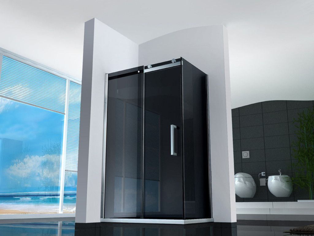 Ultra modern shower door | Bathroom | Pinterest | Modern shower ...
