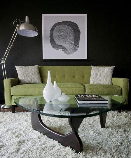 Furniture Interiors Inspiration Pinterest Noguchi Coffee Table