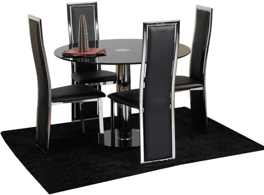 When Convenient Dining Table Sets 4 Chairs