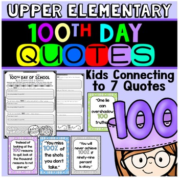 100th Day of School 100 days of school, School quotes
