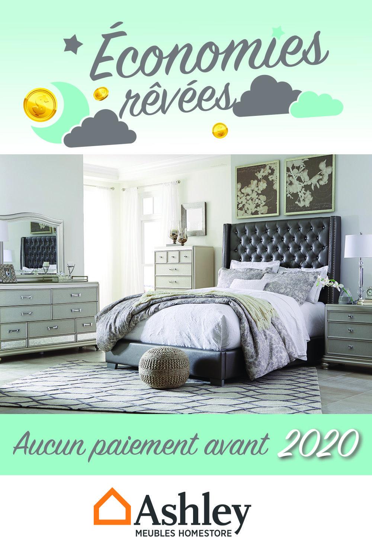 Aucun Paiement Avant 2020 Mobilier De Salon Meuble Meubles Ashley