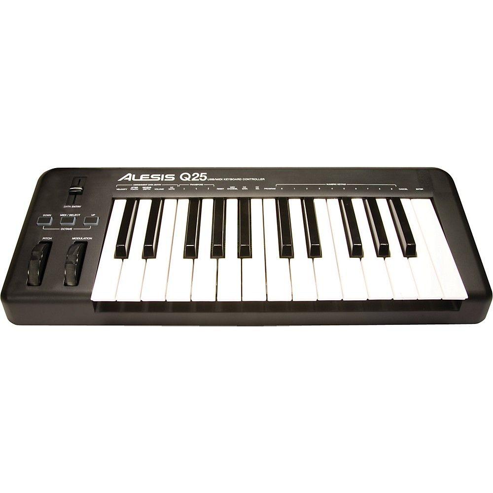 Q25 25-Key Keyboard MIDI Controller | Products | Keyboard