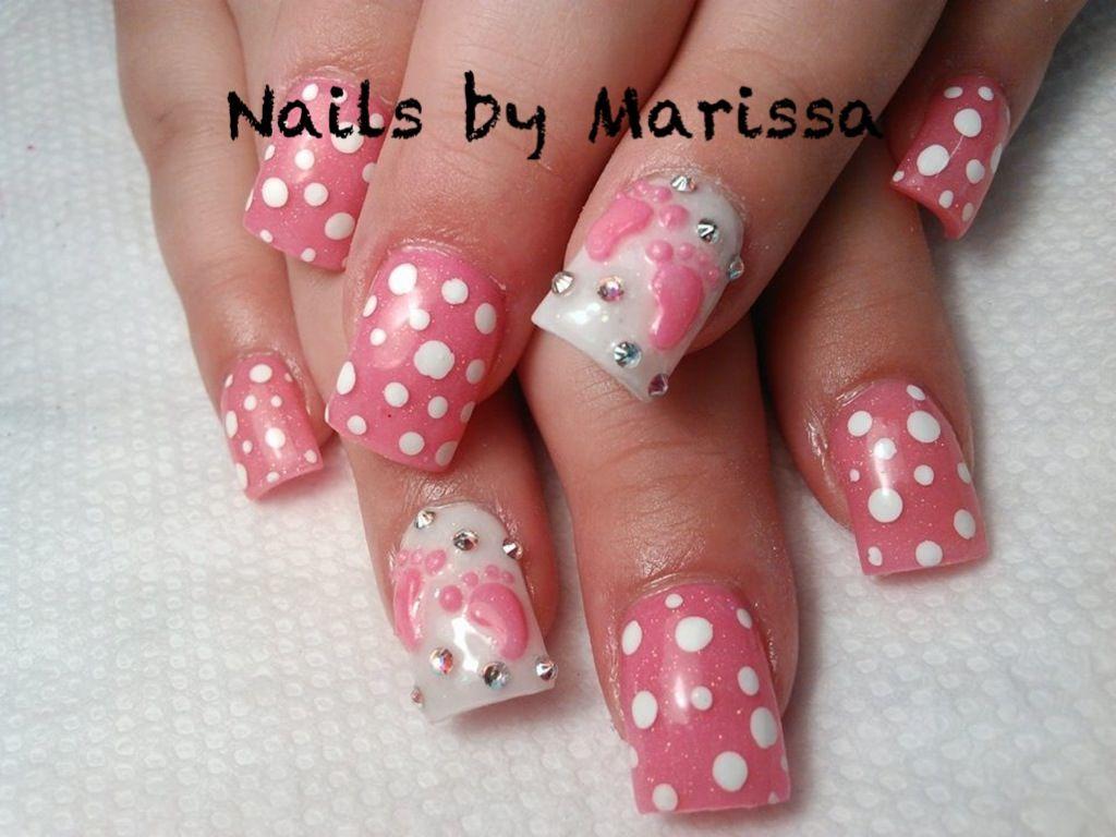 Acrylic nails nails by marissa pinterest nail art supplies