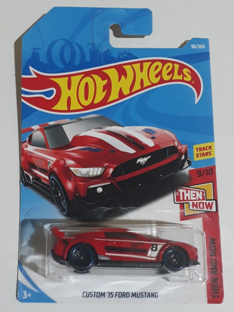 096 365 Hot Wheels Mustang Mattel Hot Wheels Hot Wheels Cars