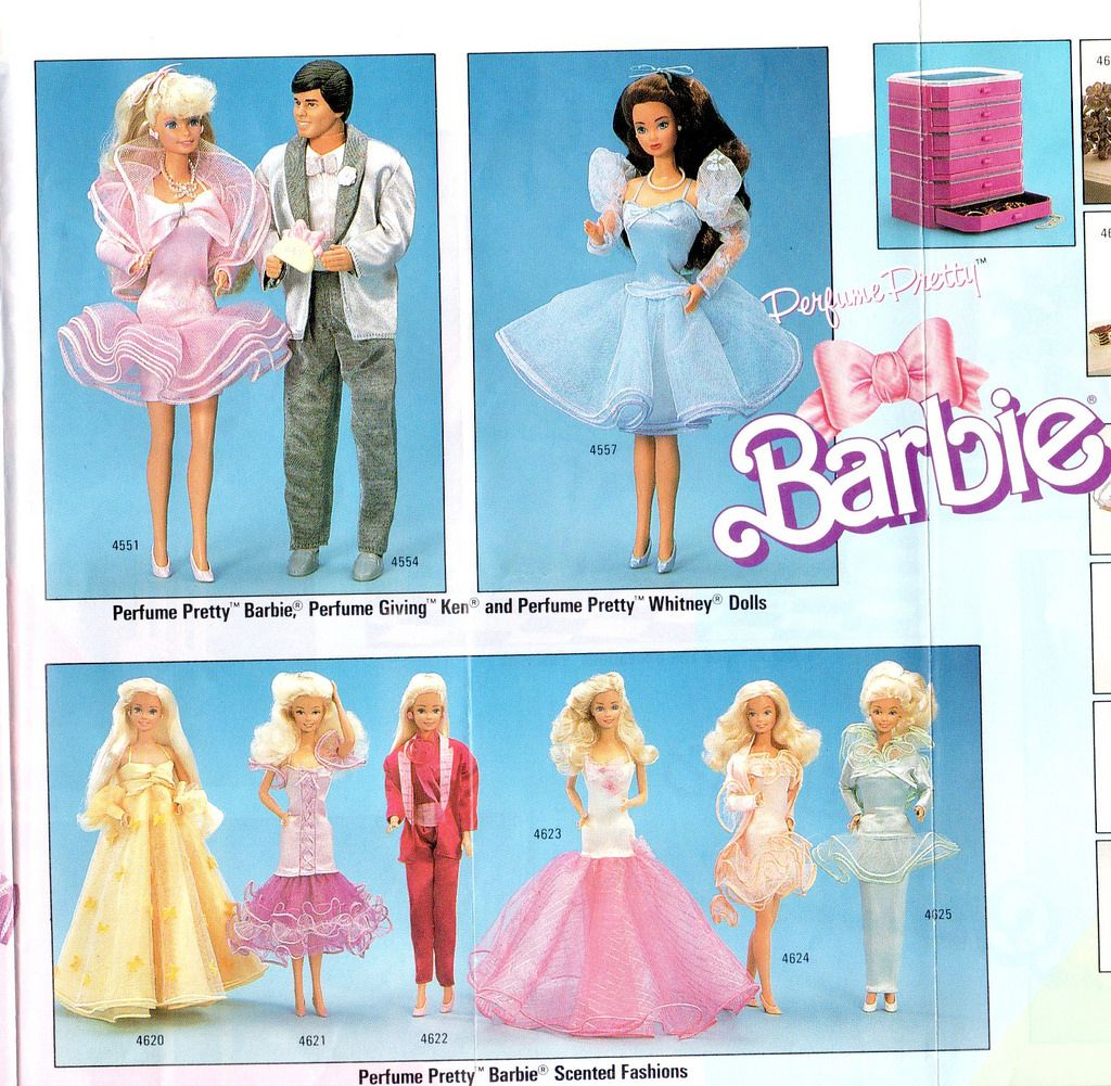 Perfume Pretty Barbie: Pin De Fabiola CamachoC. En Ropa De Barbie