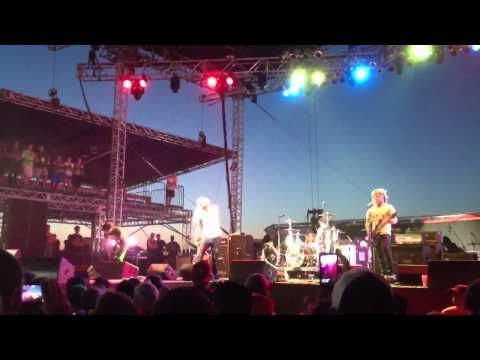 Love and Death- Chemicals (Live) Rock the Desert 2012
