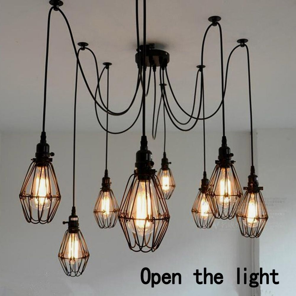 Awesome industrial style lighting fixture projects to complete your industrial city digs online get cheap