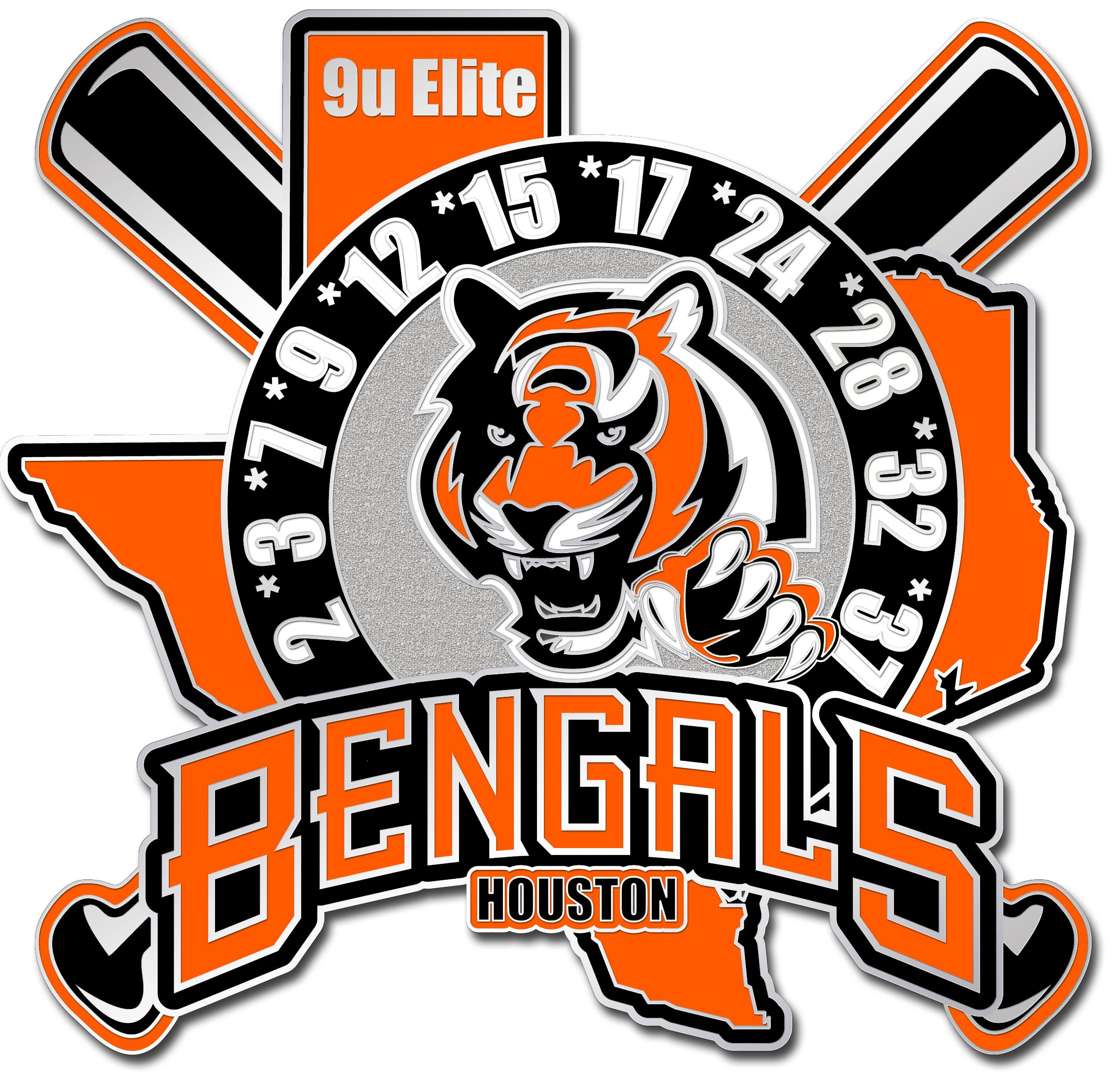Houston Bengals Sport team logos, Team logo, Cleveland