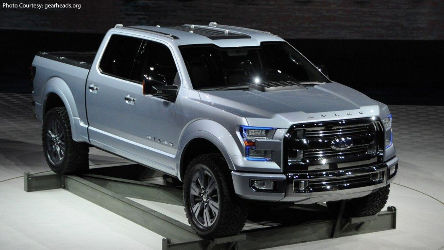 2020 Ford F100 Picture