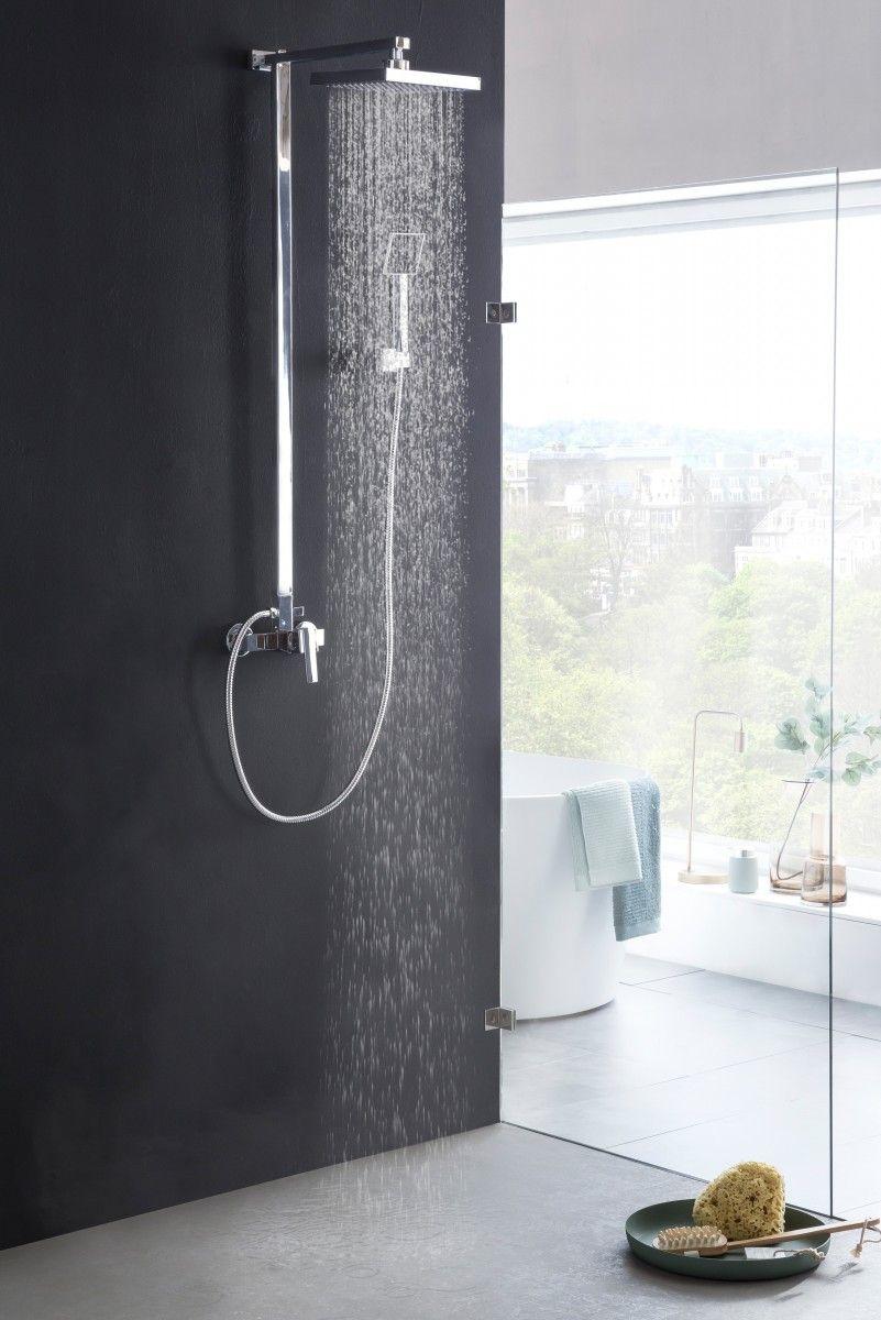 Wohnling Regendusche Mit Handbrause Wl2 024 Aus Edelstahl Dusche Bad Badezimmer Wohlfuhlen Wohnidee Luxus Regendusche Dusche Badezimmer
