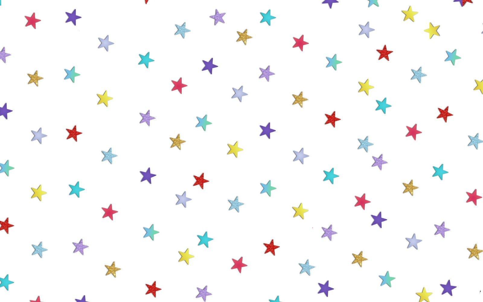 Aesthetic Multicolour Star Vsco Laptop Wallpaper Laptop Wallpaper Wallpaper Lock Screen Wallpaper