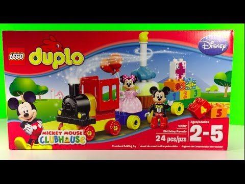 Lego Duplo Mickey Mouse Clubhouse Birthday Parade Mickey Mouse Clubhouse Birthday Mickey Mouse Birthday Lego Duplo