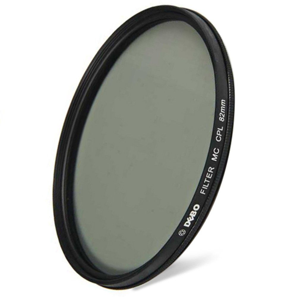 Sale Debo 82Mm Diameter Camera Cpl Filter For Photographer. new fashion.