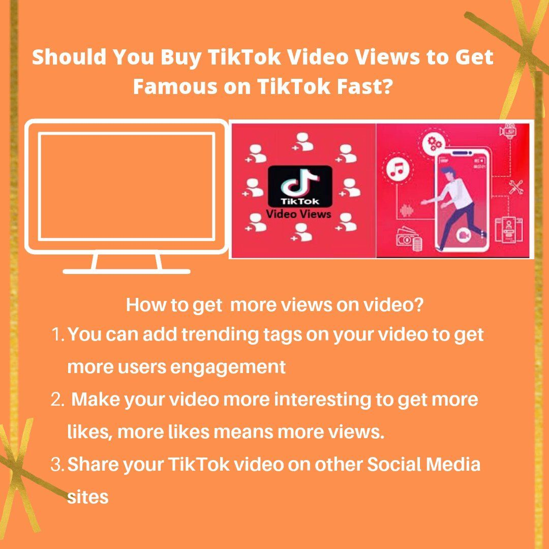 Should You Buy Tiktok Video Views To Get Famous On Tiktok Fast Video How To Get Meaning Of Like