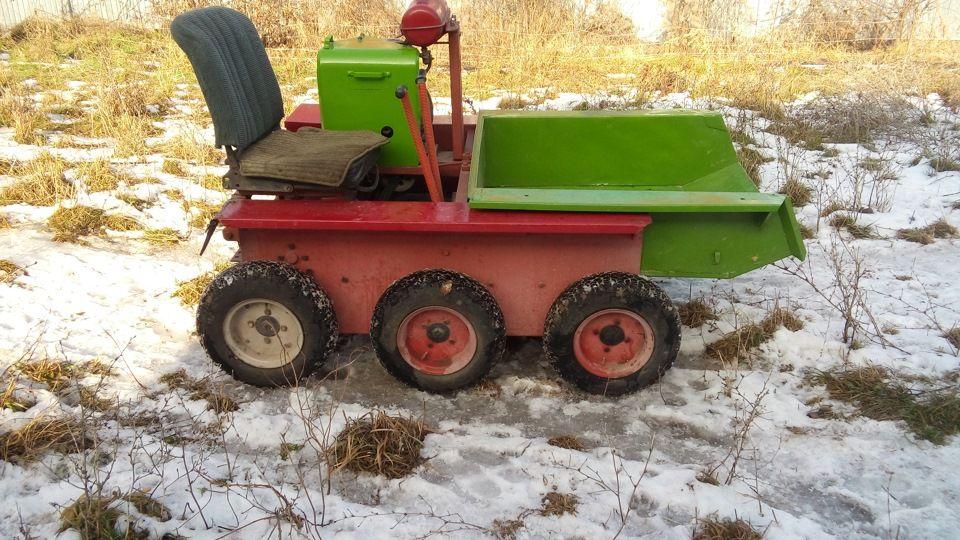 TC-350 traktor