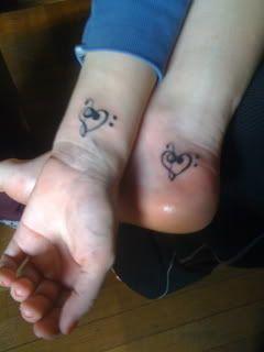 Sister Tattoos