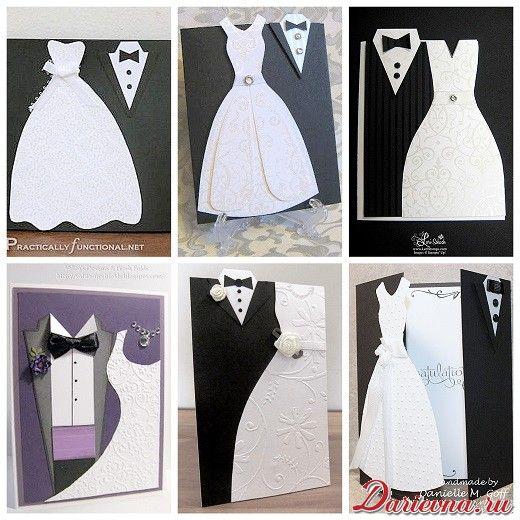 свадебная открытка жених и невеста мастер класс описывающий породу устанавливающий