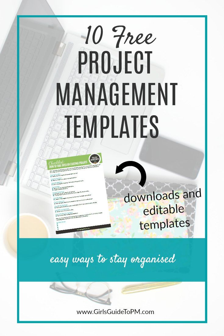 10 free project management templates girl s guide to project