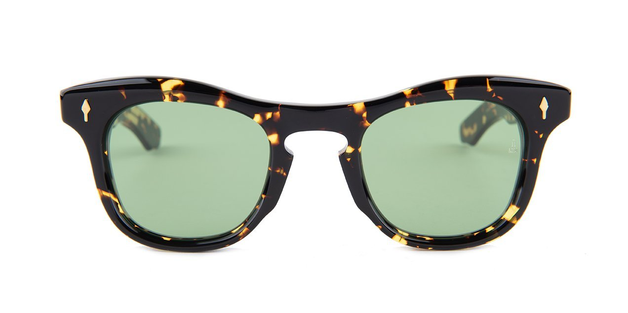 81eefb54fe9 Jacques Marie Mage - Dorothy Brown - Green sunglasses