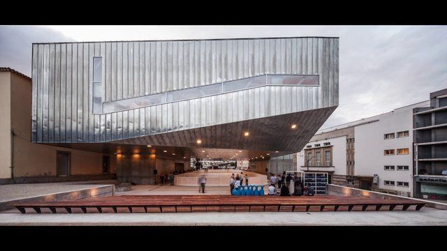 Galeria - Centro Cultural em Castelo Branco / Josep Lluís Mateo - 15