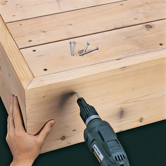 Image Result For How To Finish A Deck Edge. Laying DeckingBuild A DeckPool  ...