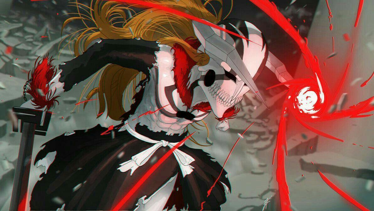 Hollow Ichigo #bleach | Bleach | Pinterest | Manga y Me gustas