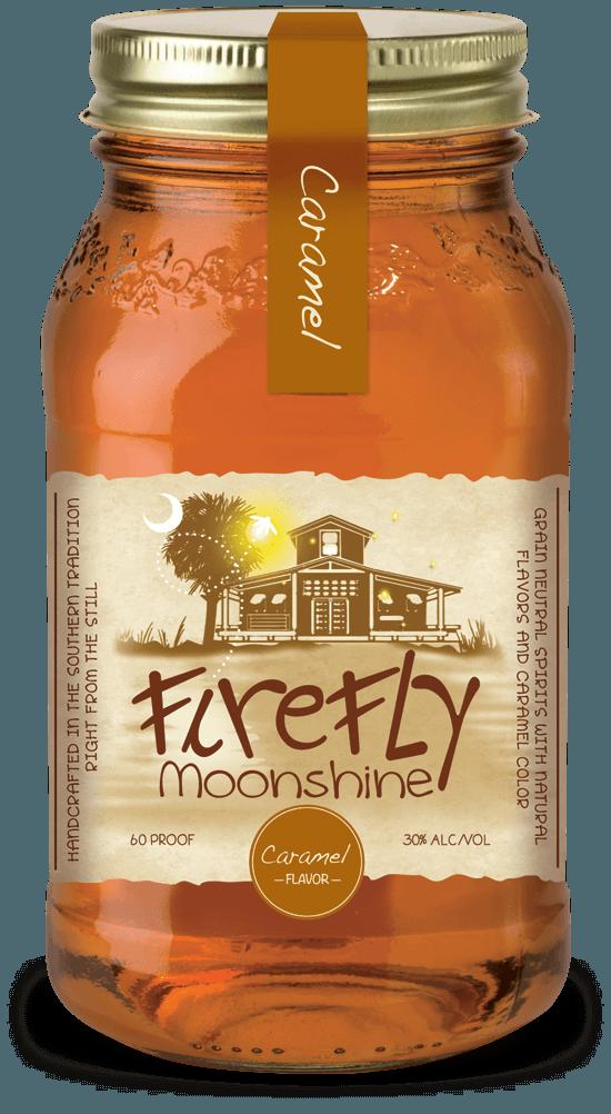Caramel Moonshine - Firefly Spirits