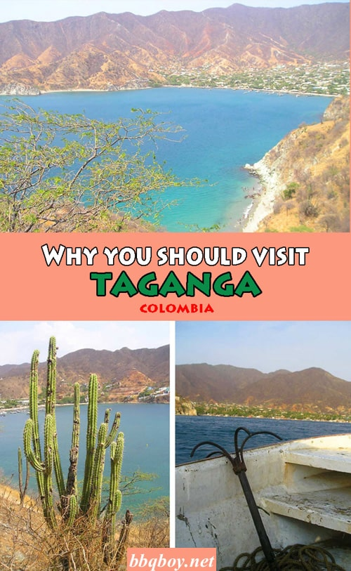 Safety. And why Taganga (Colombia) is worth a Visit #bbqboy #Taganga #Colombia #travel
