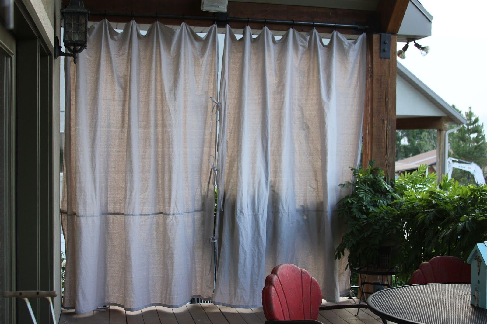 Outdoor curtains - Outdoor Curtains 12