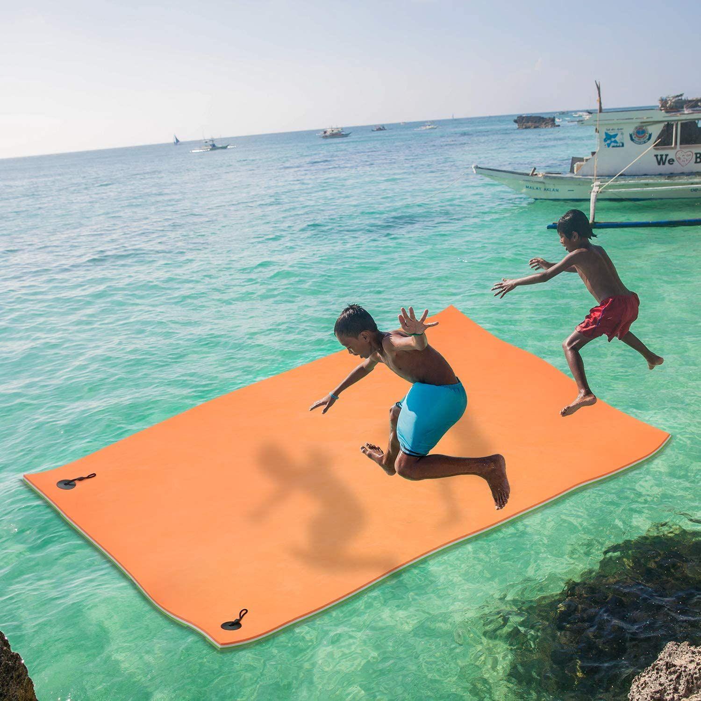Water Mat For Recreation Xpe Foam