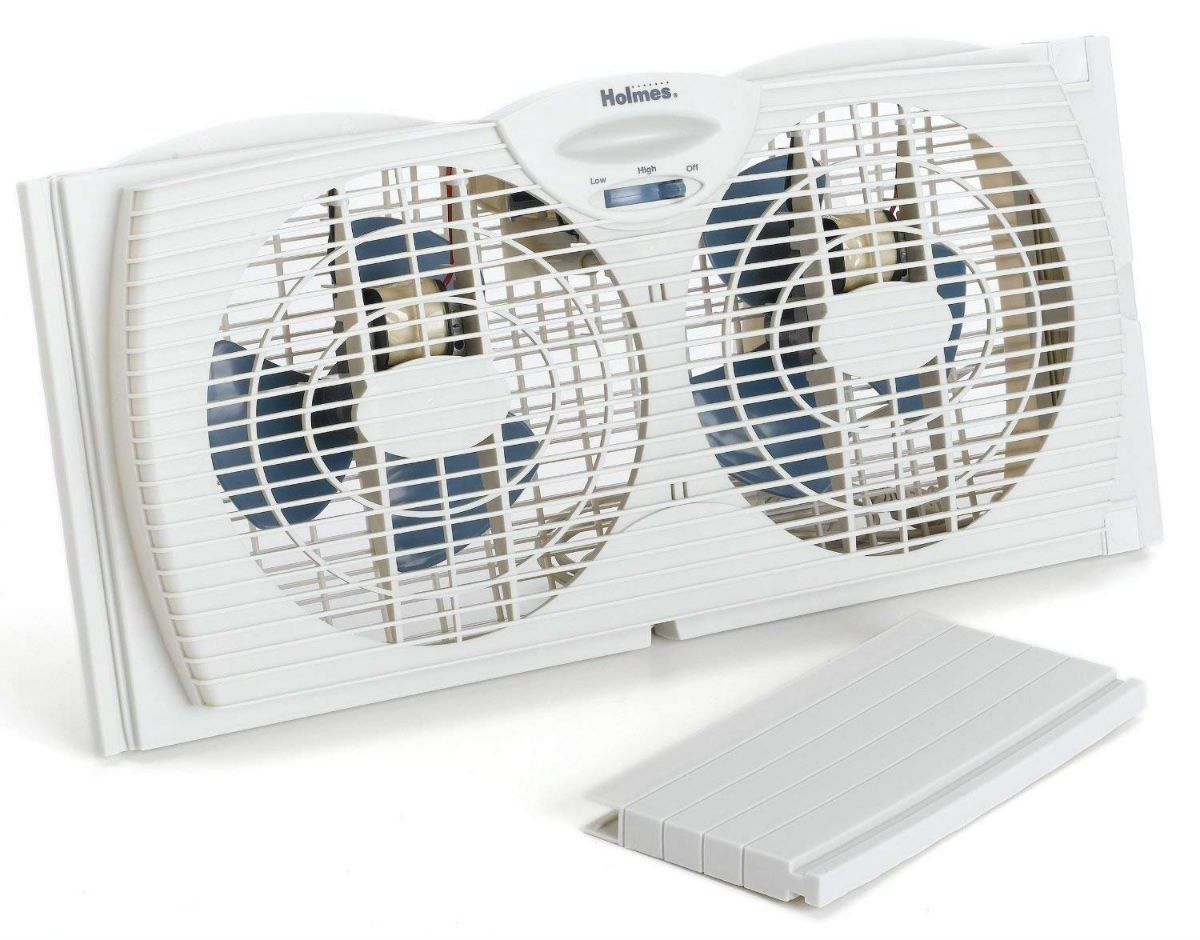 The Best Window Fans According To The Folks Who Use Them Window Fans Best Windows Fan