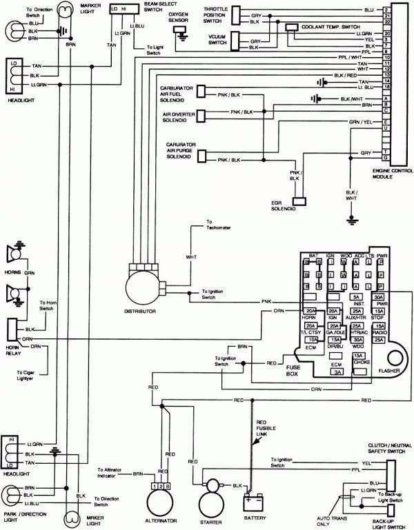17 86 Chevy Truck Radio Wiring Diagram1986 Chevy Truck Radio Wiring Diagram 86 Chevy Truck Radio Wiring Di In 2020 1985 Chevy Truck 1986 Chevy Truck 1984 Chevy Truck