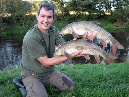 Phil Spinks offers up some top tips to catch more river fish on meat