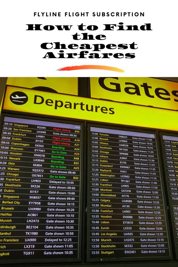 Are you a frequent traveler that is always looking for the best flight deals? Do you get tired of spending hours researching Google Flights, Skyscanner, Expedia and other travel search engines trying to find the cheapest airfares? Are you prepared to pay a small premium to quickly find cheap plane tickets? If the answer to all of these questions (or any of them for that matter) is yes, we think we have found the perfect solution that accommodates all of these. #cheapairfare #flyline #flights