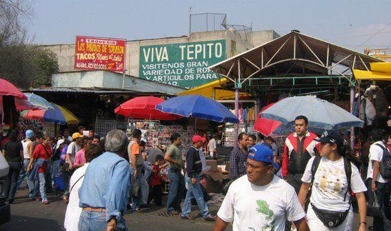 Cómo es la vida de un comerciante de Tepito bajo la violencia que impera en el barrio?