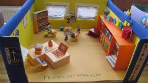 Resultado de imagen de maquetas escolares para niños ...
