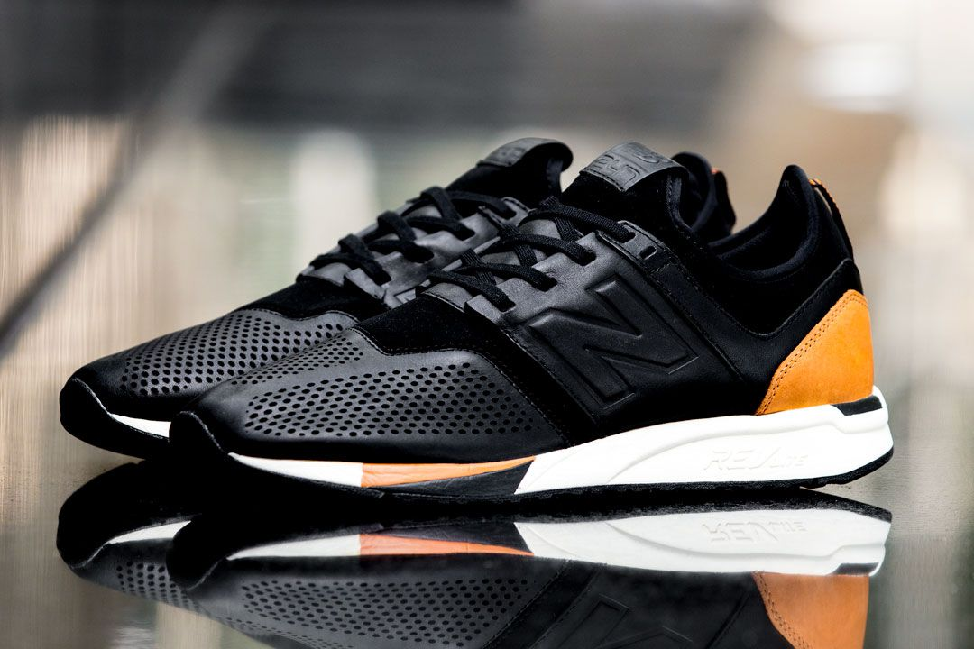 New Balance Creates The Perfect 24 7 Companion With New 247 Luxe Model Sneakers Men Fashion Sneakers Men New Balance