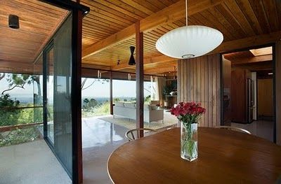 OC MODERN HOMES: Craig Ellwood 1952 Mid Century Masterpiece Case Study House #16 for sale