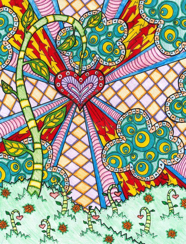 Let Your Love Grow Tall by ~Liquid-Mushroom on deviantART