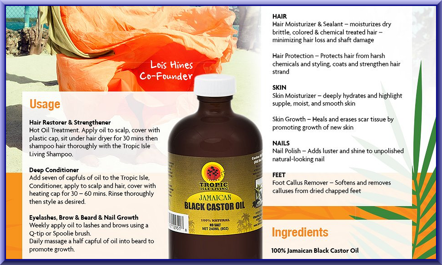 Amznizgjw learn why jamaican black castor oil is the