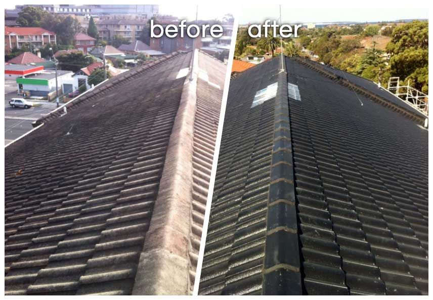 Project Location: Kogarah Project Type: Re Roofing Roof ...